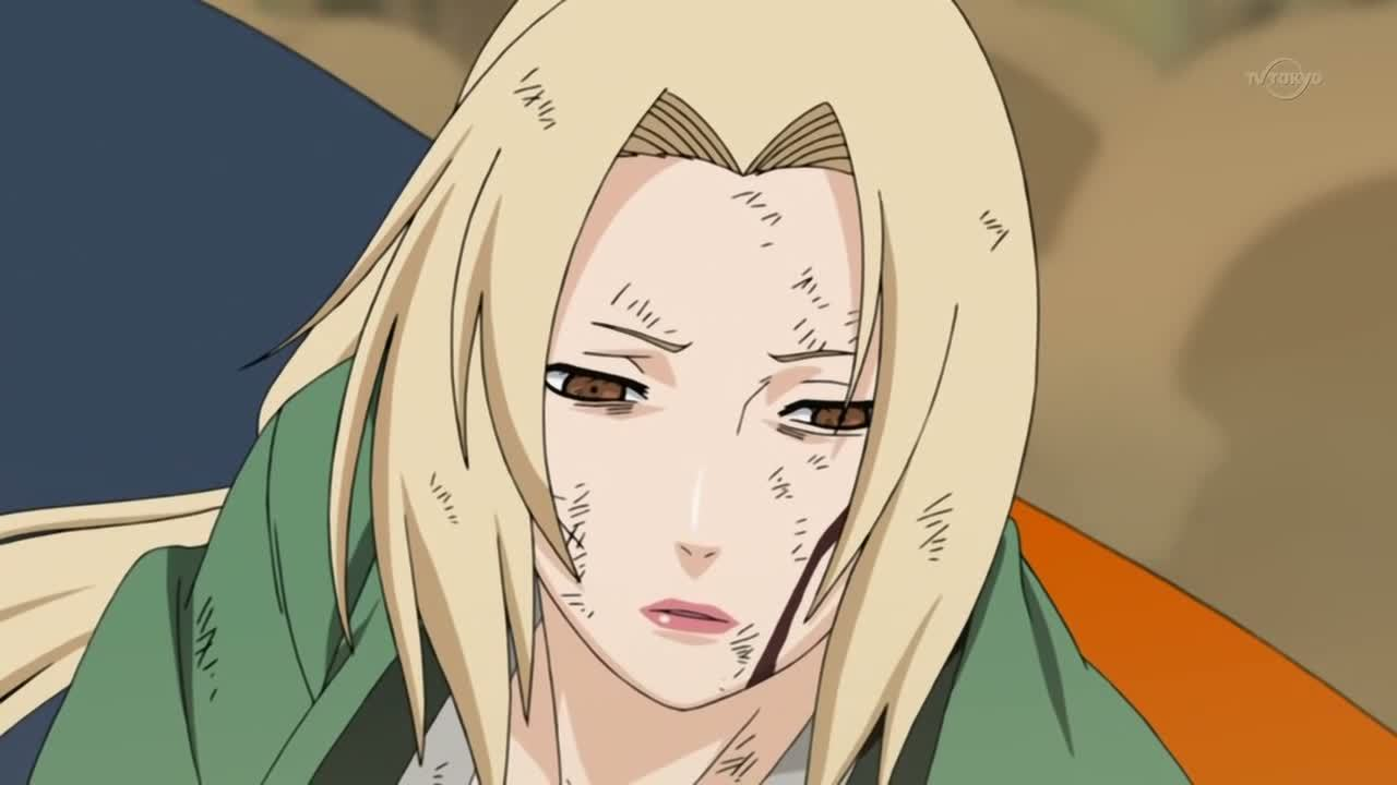 Lady Tsunade Wallpapers 1280x720
