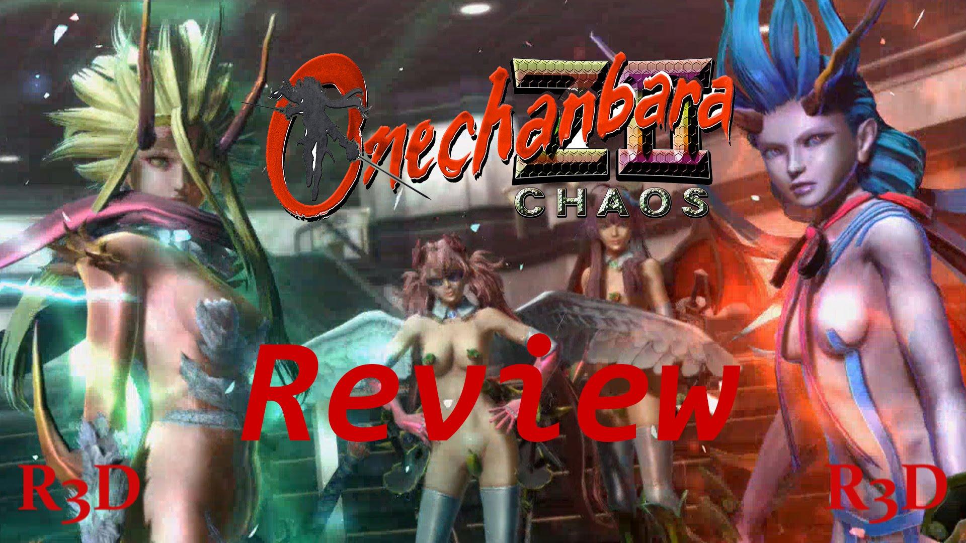 Onechanbara Z2 Chaos R3DPlaystation Review   Banana Split Edition 1920x1080