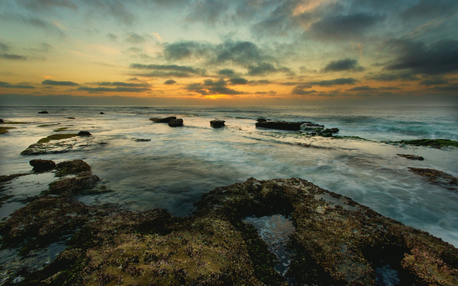 La Jolla After Sunset 1920x1200 wallpaper download page 725976 1920x1200