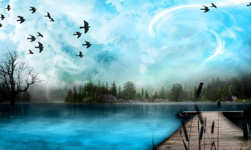blue sky HD Wallpapers 800x480 Nature Landscape Wallpapers 800x480 800x480