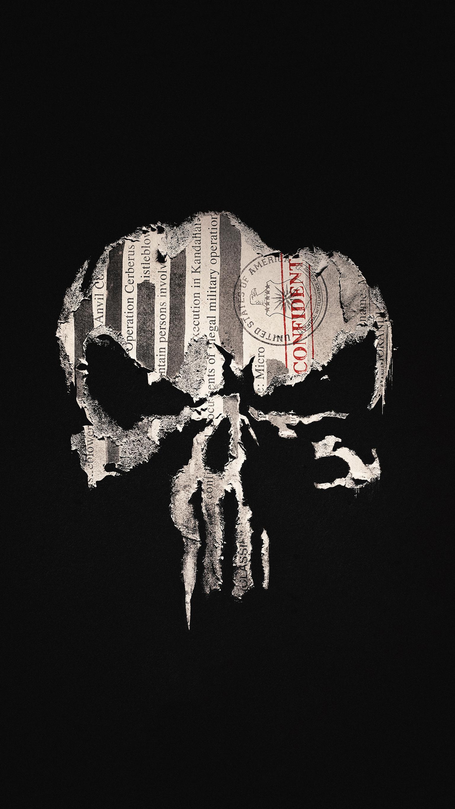 Top Ten Punisher Netflix Wallpaper