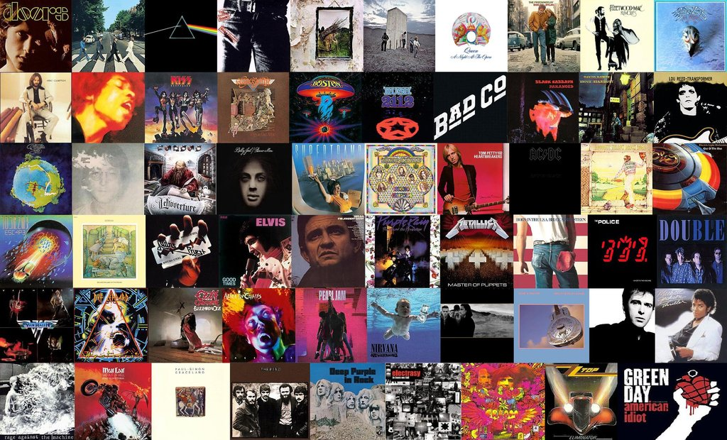 classic rock album covers wallpaper wallpapersafari