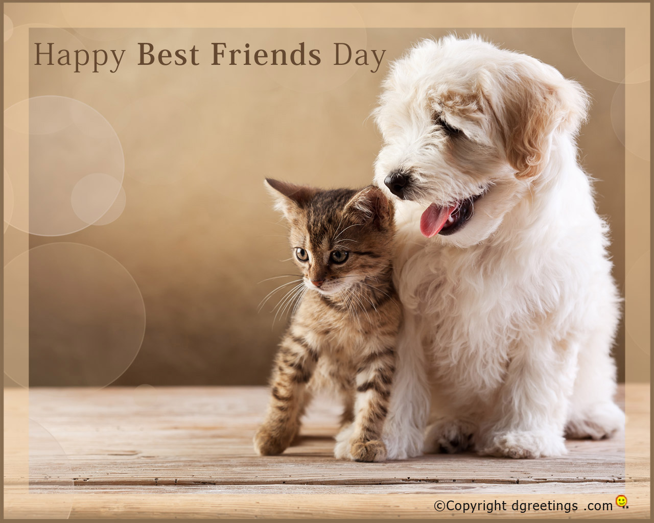 Best Friend day wallpapers of different sizes wallpapersdgreetings 1280x1024