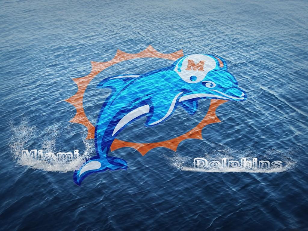 HD de Miami Dolphins wallpaper Fondos de pantalla de Miami Dolphins 1024x768