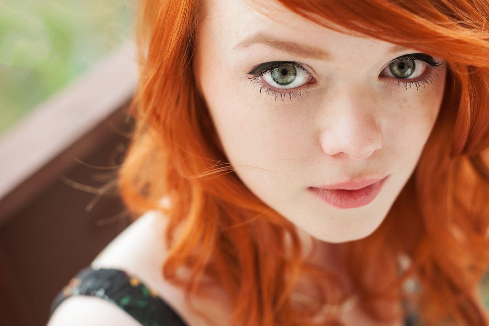 Non nude redhead girls