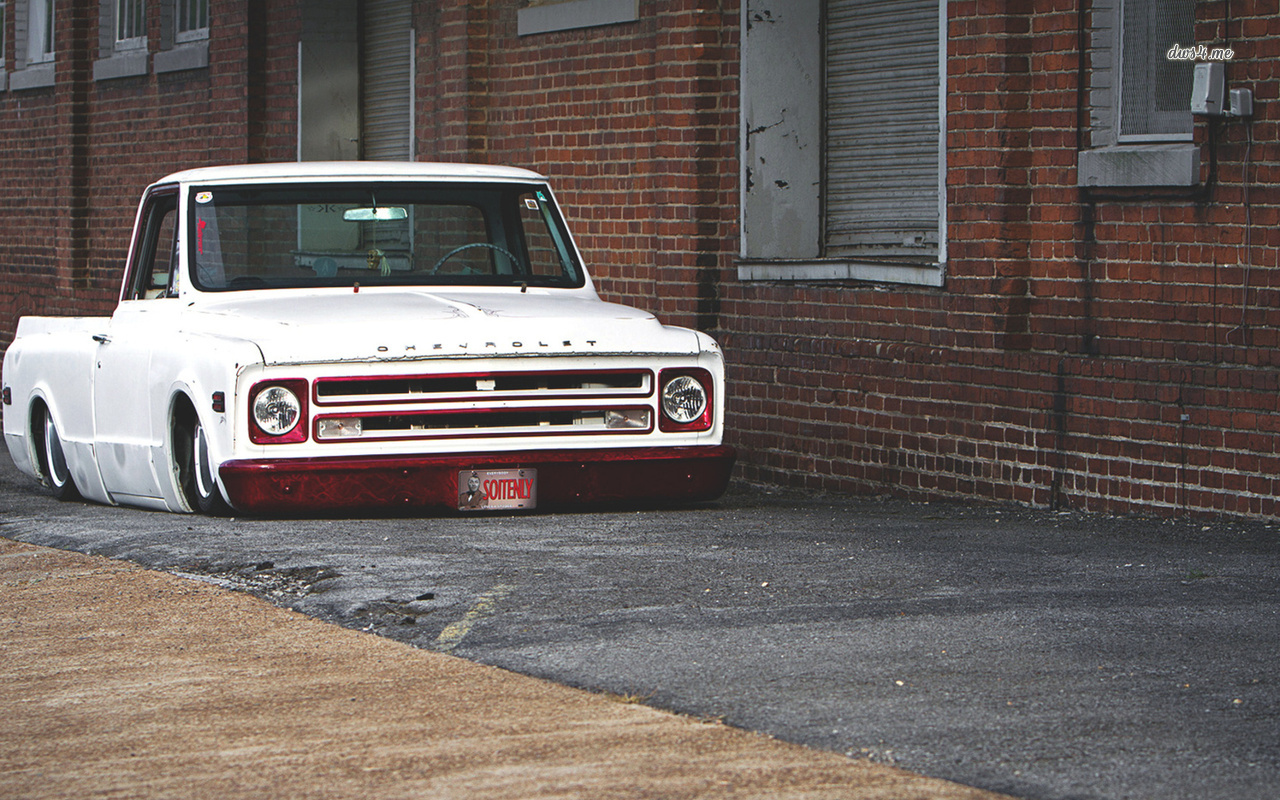 Slammed C10 Chevrolet truck wallpaper   Car wallpapers   16939 1280x800