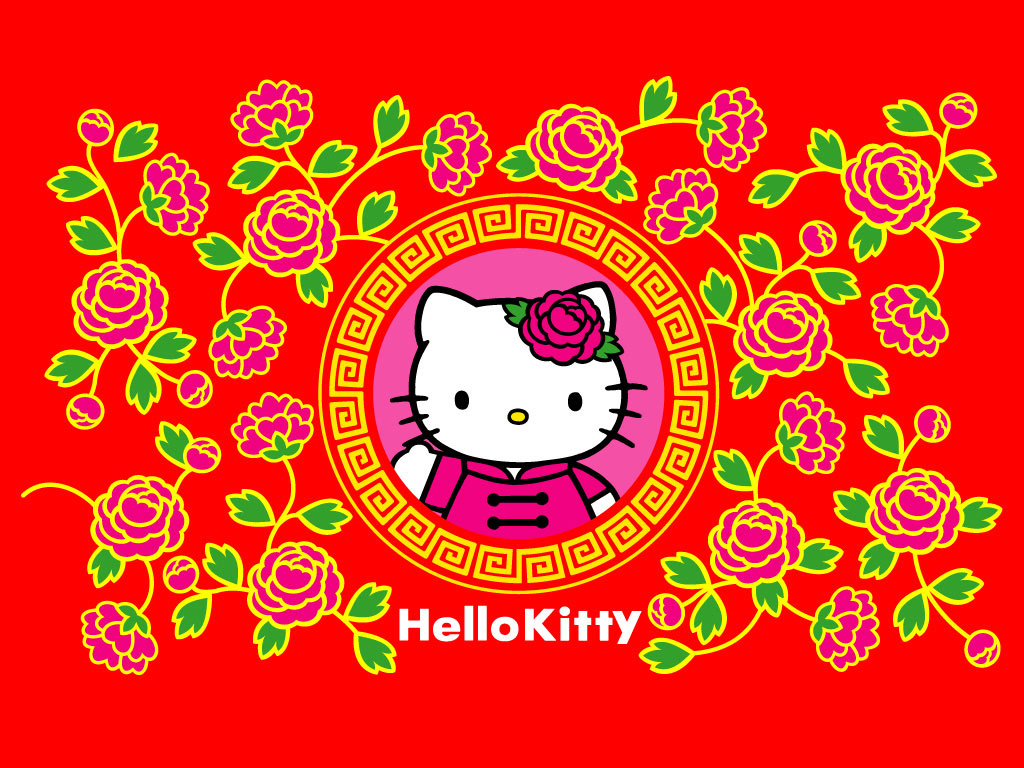 Hello Kitty New Wallpaper Wallpapersafari