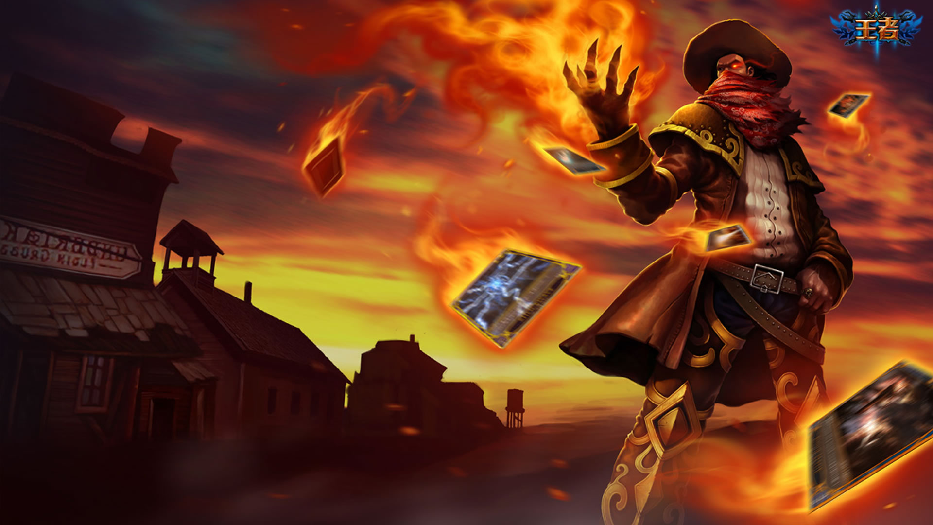 High Noon Twisted Fate Original 1920x1080