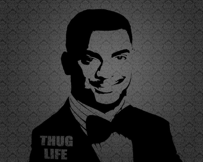 BanksThug Life carlton banks thug life 1280x1024 wallpaper Life 800x640