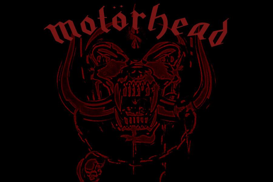 Motorhead Logo Wallpaper   Motorhead Wallpaper by Drajaman on 900x600