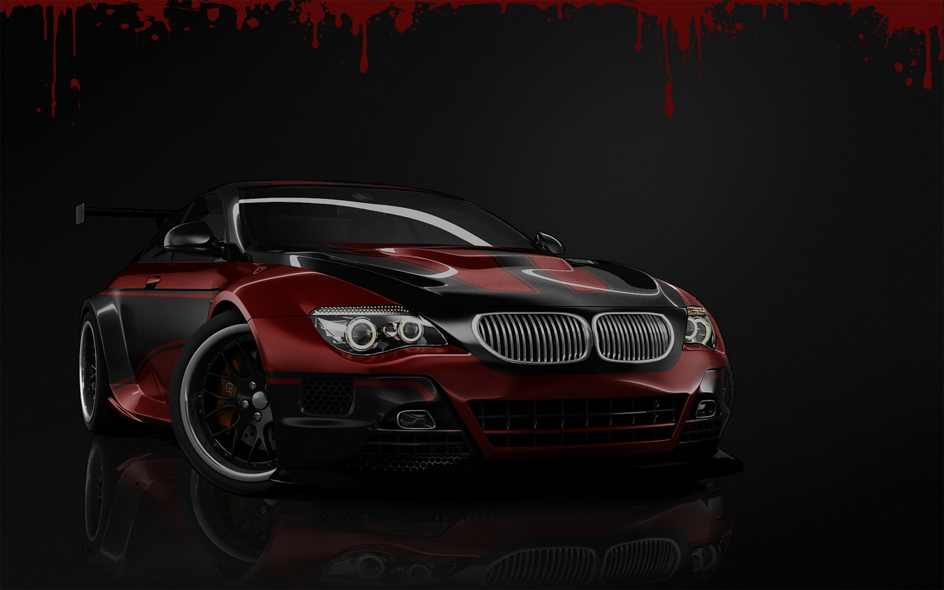 Black and Red Car Wallpaper - WallpaperSafari