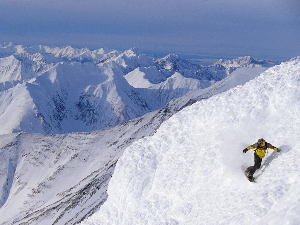 extreme snowboarding wallpapers - photo #29