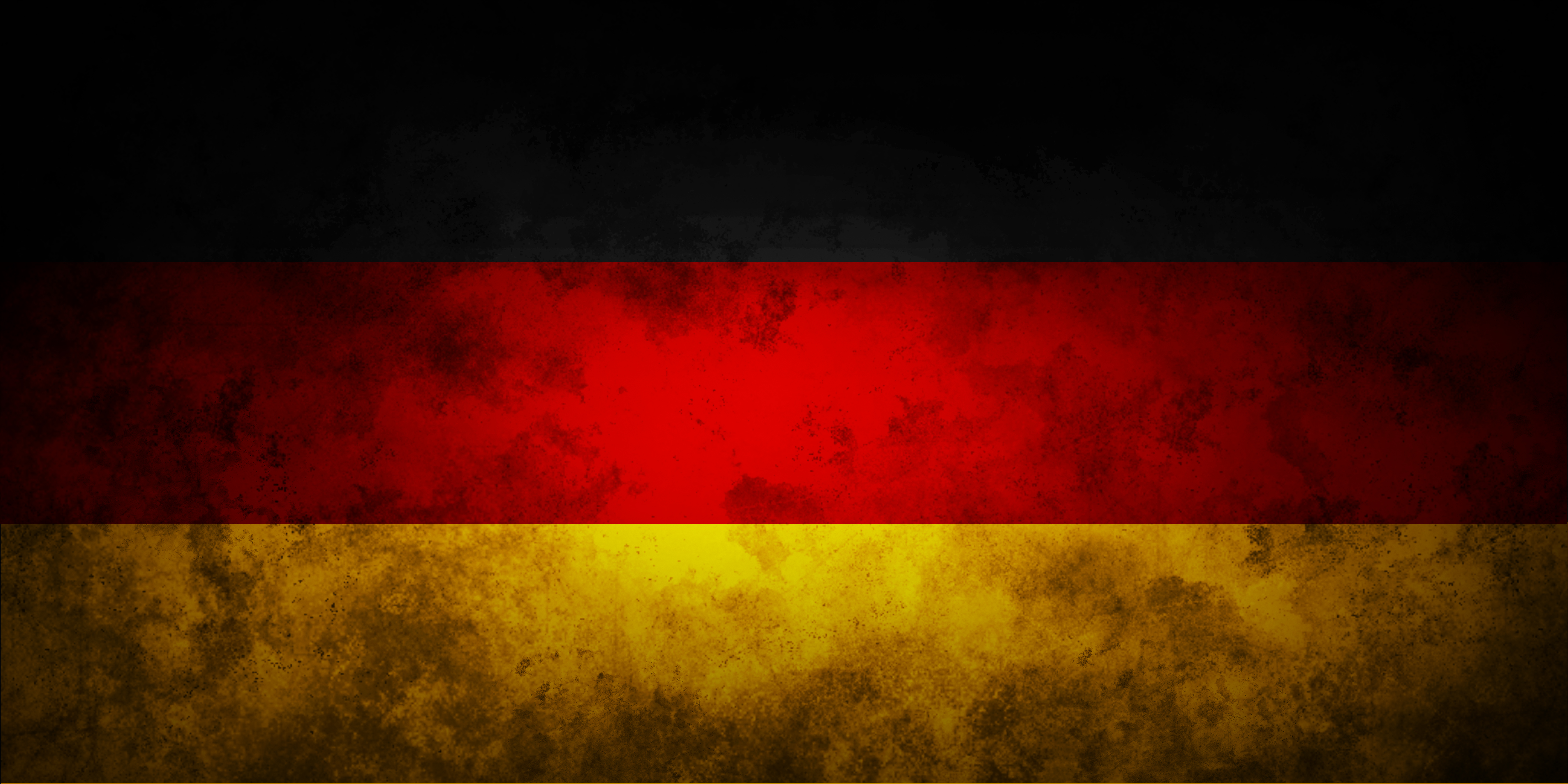 Flag of Germany by OzelotStudios 5000x2500
