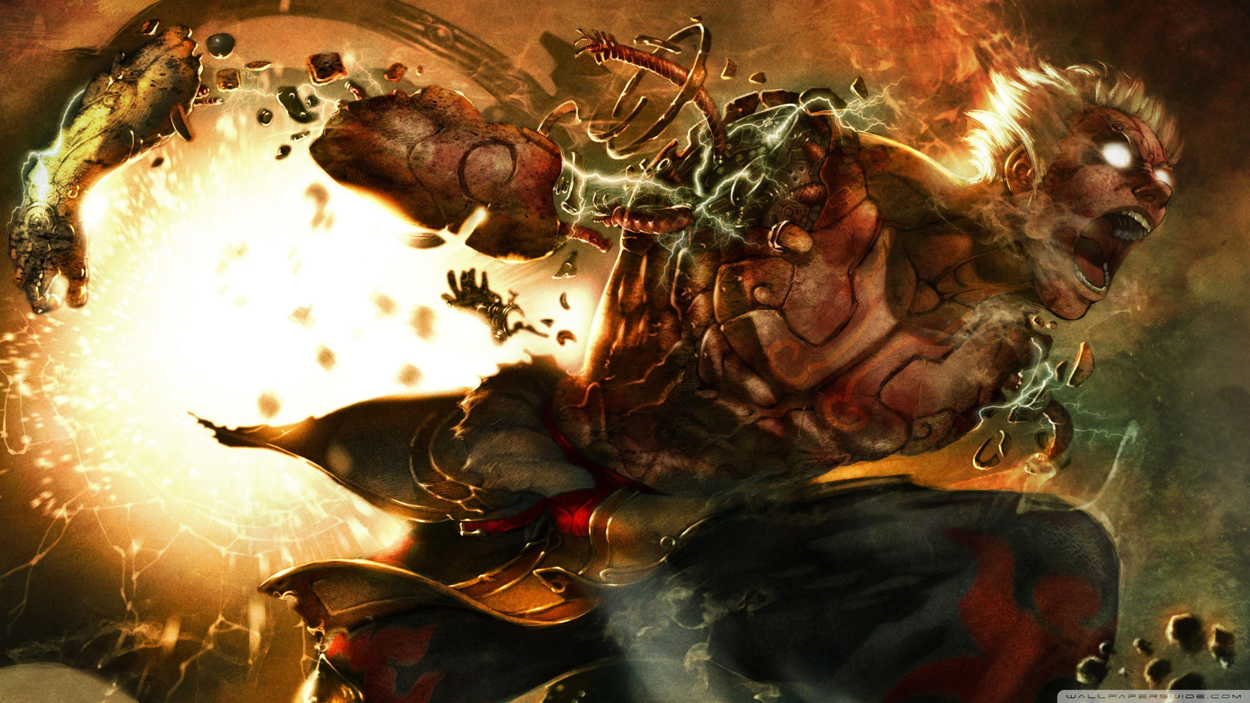Asuras Wrath HD Wallpapers and Background Images   stmednet 2560x1440
