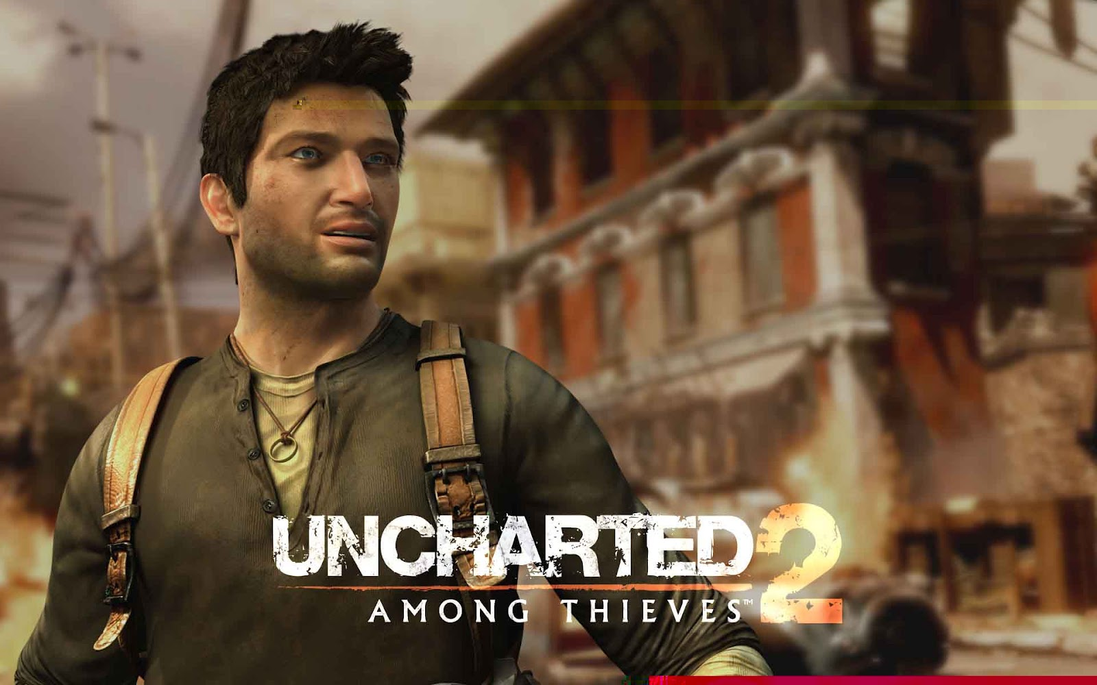 Wallpaper Title Uncharted 2   Among Thieves Wallpaper 1600x1000