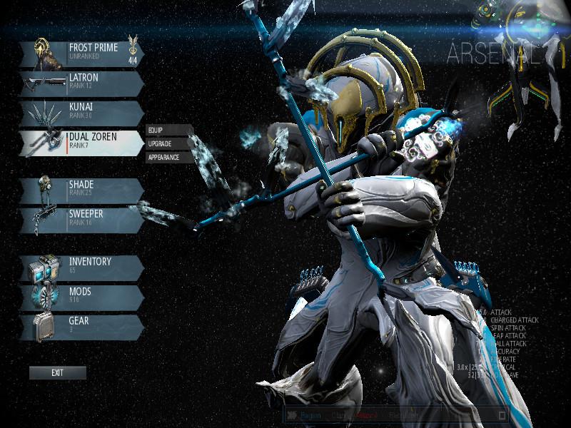 Warframe Frost Prime Volt Prime Wallpaper -...