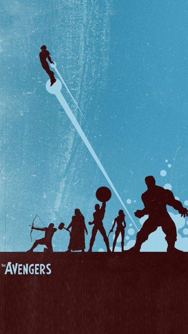 Avengers Iphone 5 Lock Screen Wallpaper Iphone 5 Pinterest 640x1136