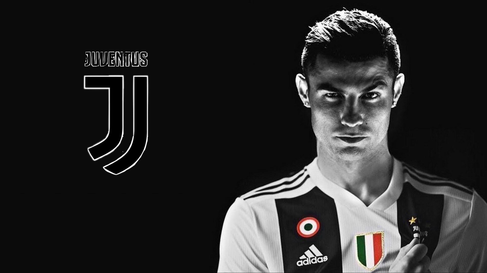 Cristiano Ronaldo Juventus HD Wallpaper 2019 1920x1080