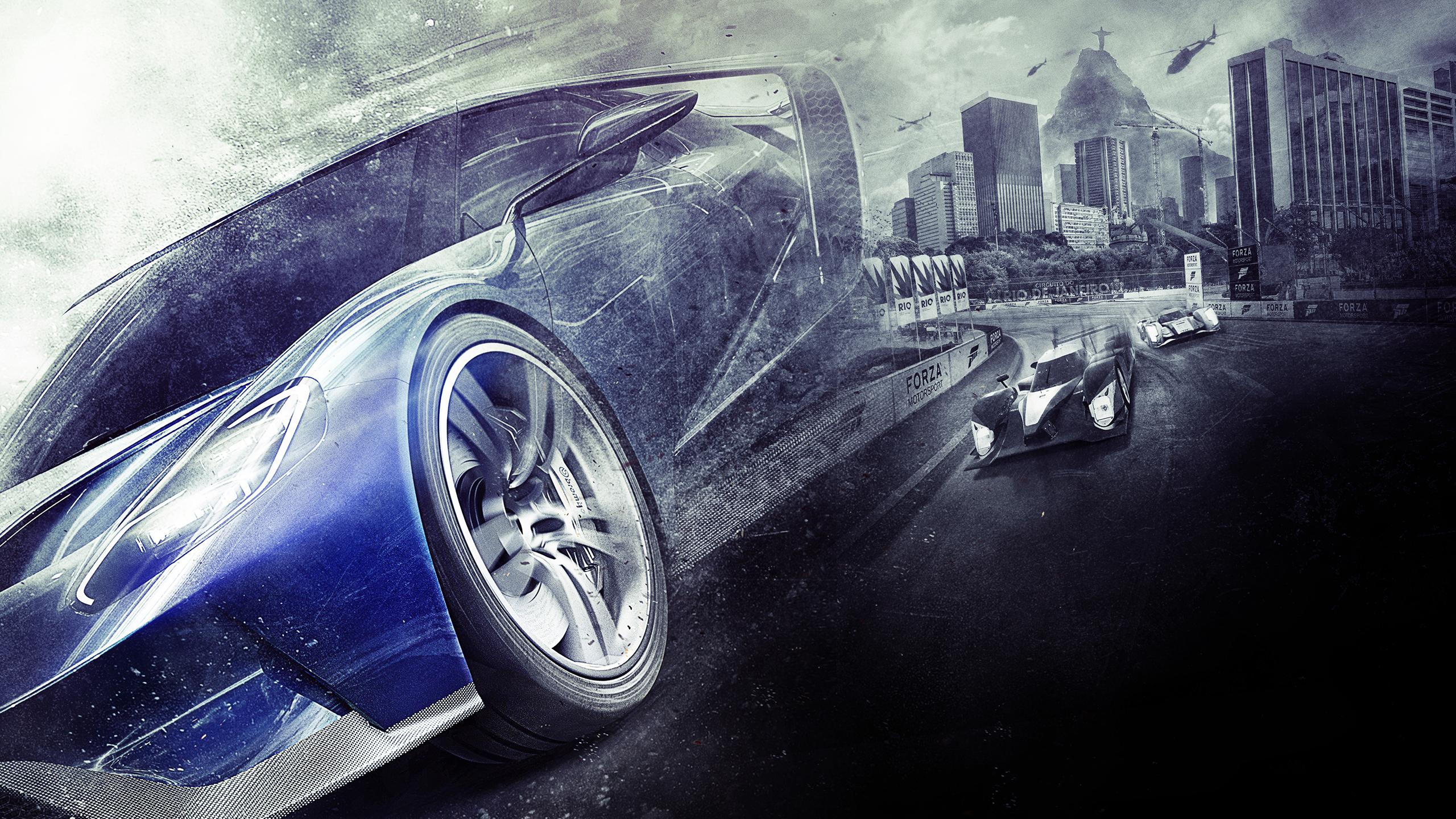 Forza Motorsport 6 Wallpapers HD Wallpapers 2560x1440