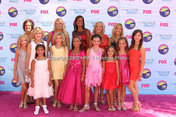 Dance Moms Cast 2014 750x500