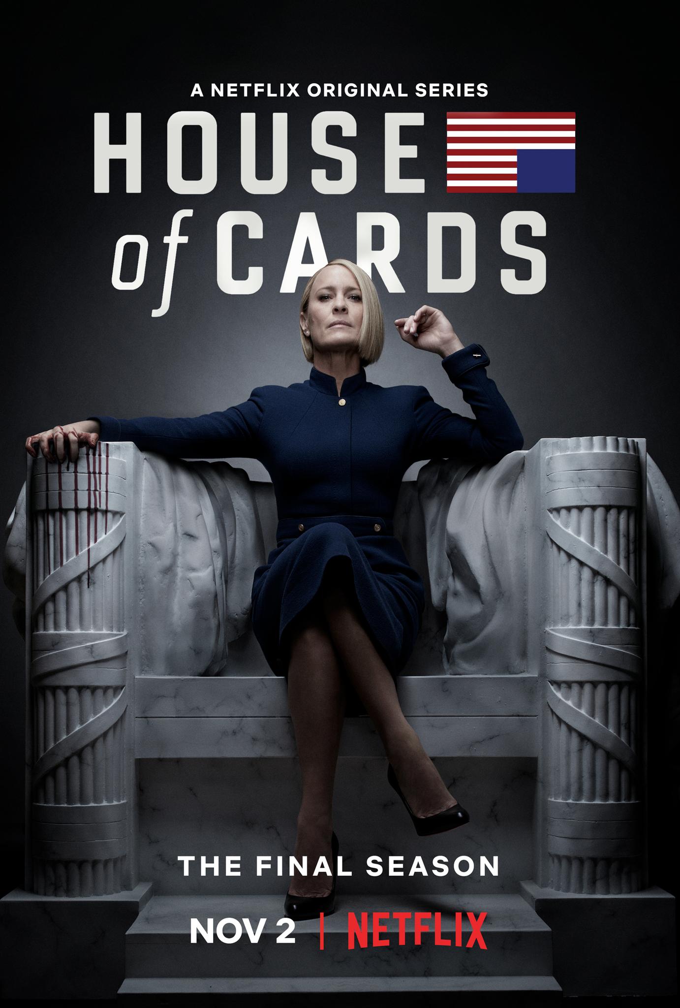 24+] House Of Cards Season 6 Wallpapers on WallpaperSafari
