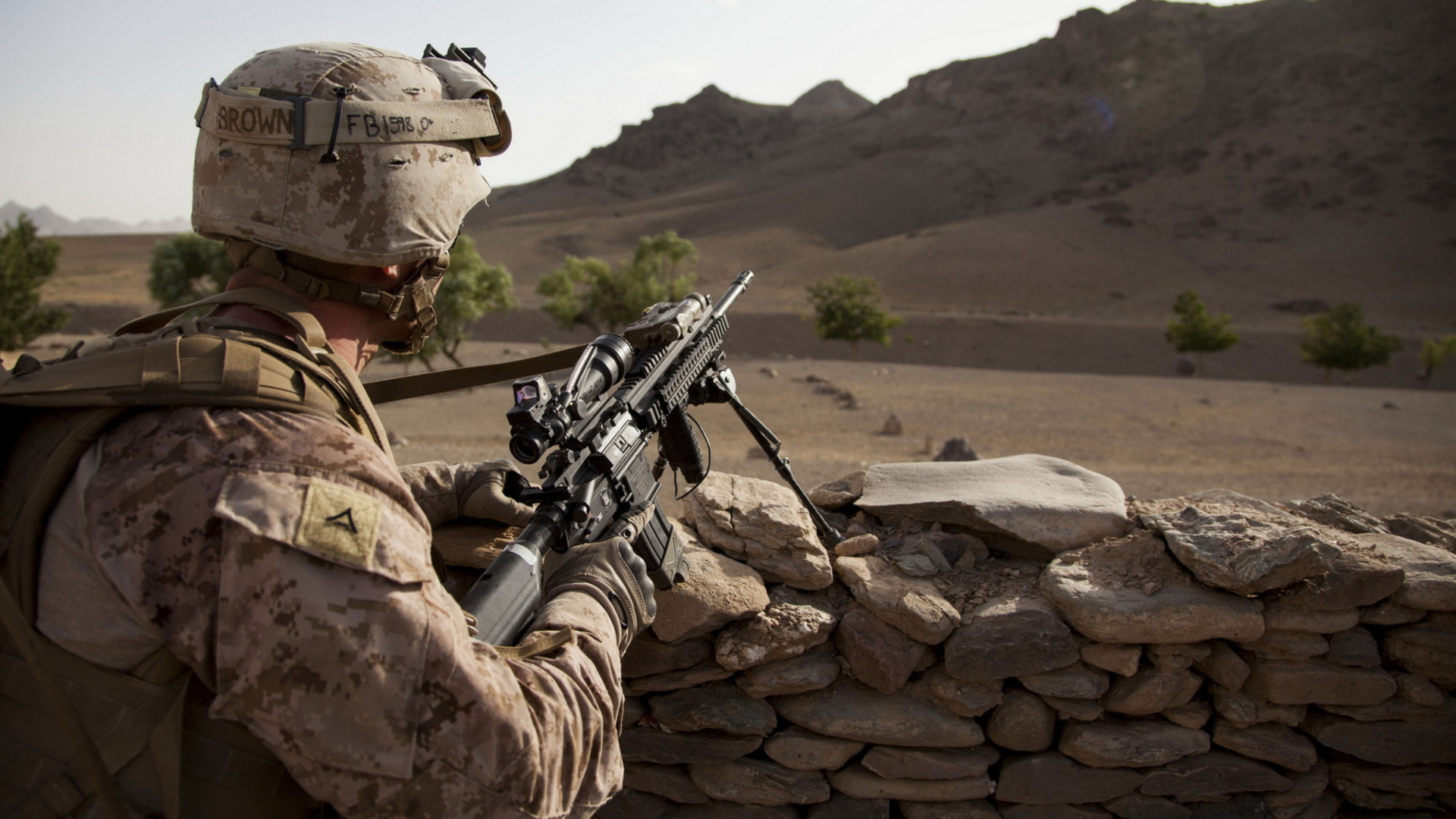 46 free usmc wallpaper and screensavers on wallpapersafari - Military screensavers wallpapers ...