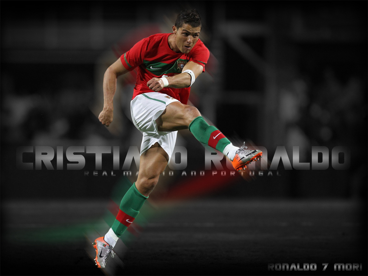 Soccer Playerz HD Wallpapers Cristiano Ronaldo New HD Wallpapers 2012 1199x898