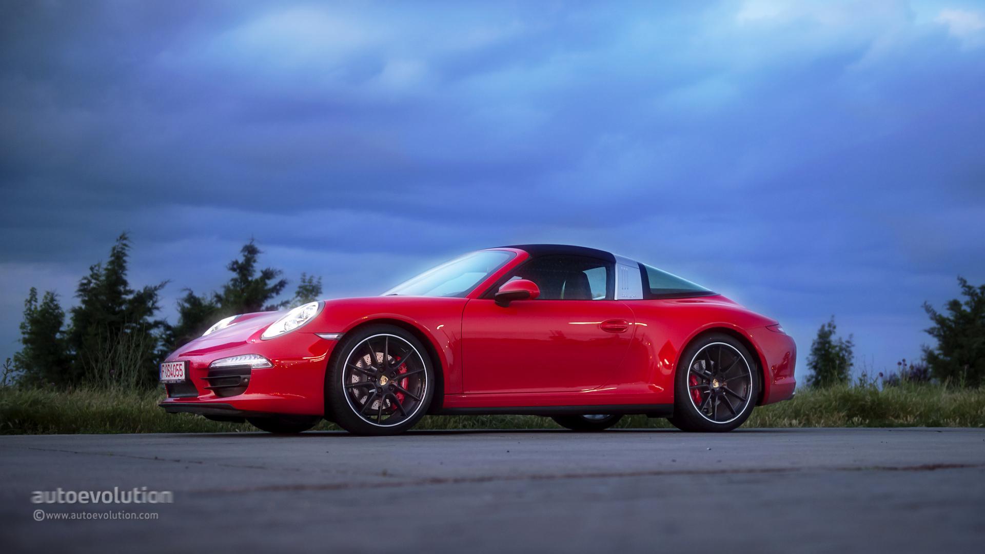 2015 Porsche 911 Targa HD Wallpapers 1920x1080