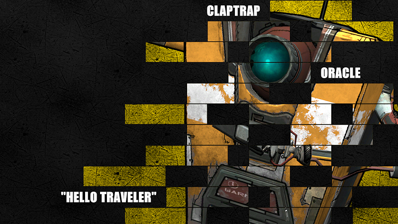 Borderlands Legacy Wallpaper   Claptrap   MentalMars 800x450