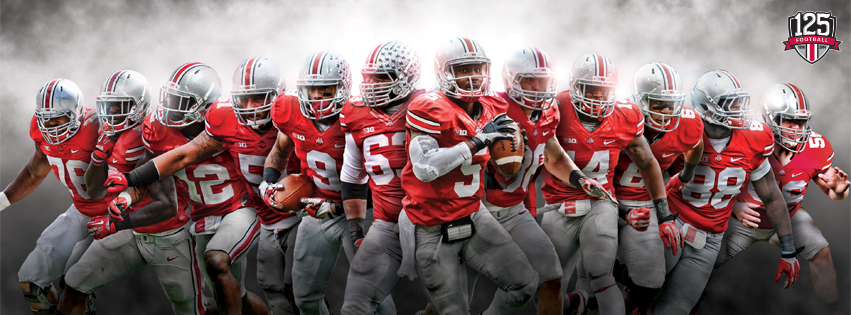Download The Ohio State Football 2014 Schedule Poster for Printing and 851x315