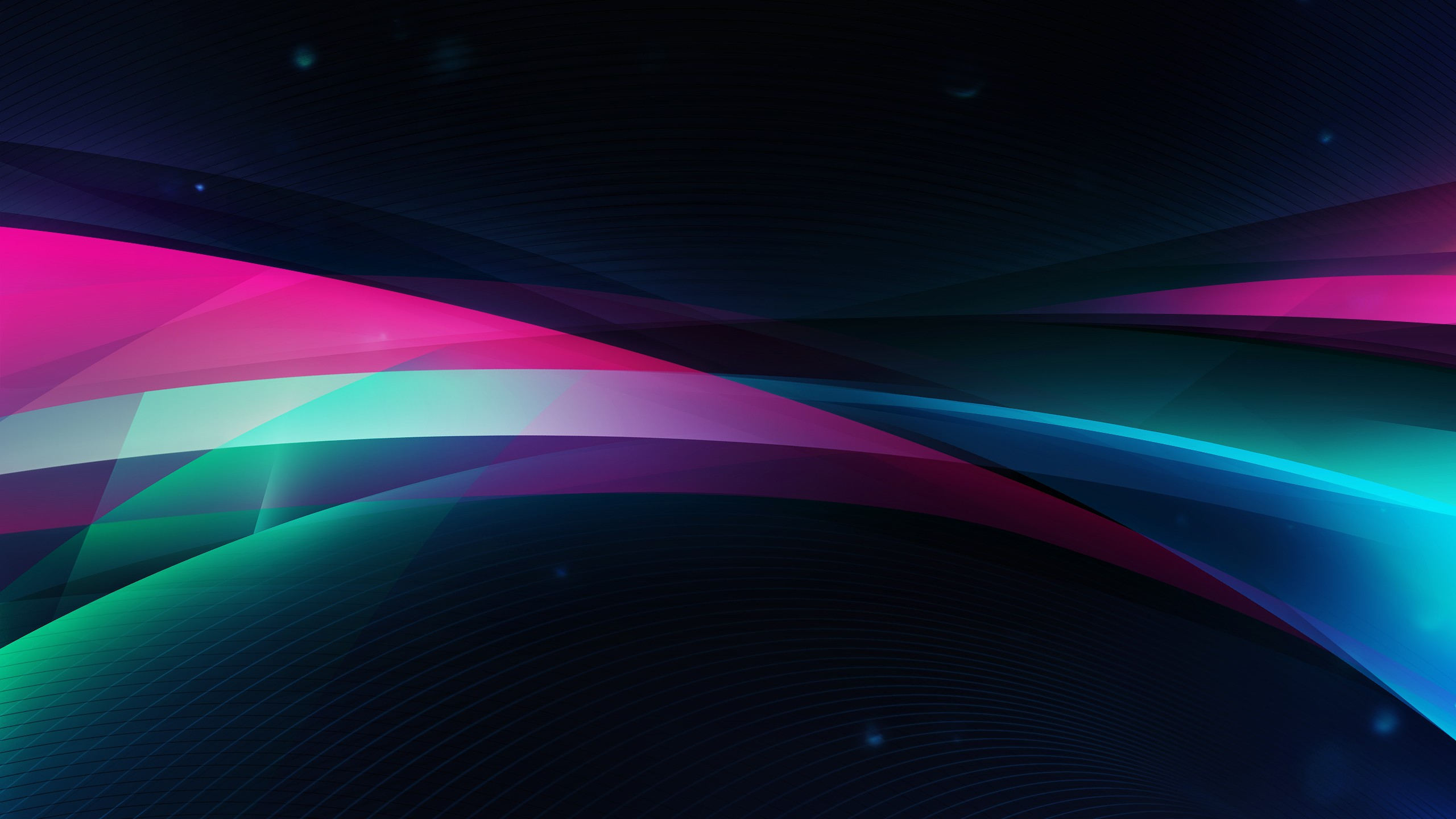 2560x1440 Abstract Galaxy Background YouTube Channel Cover 2560x1440