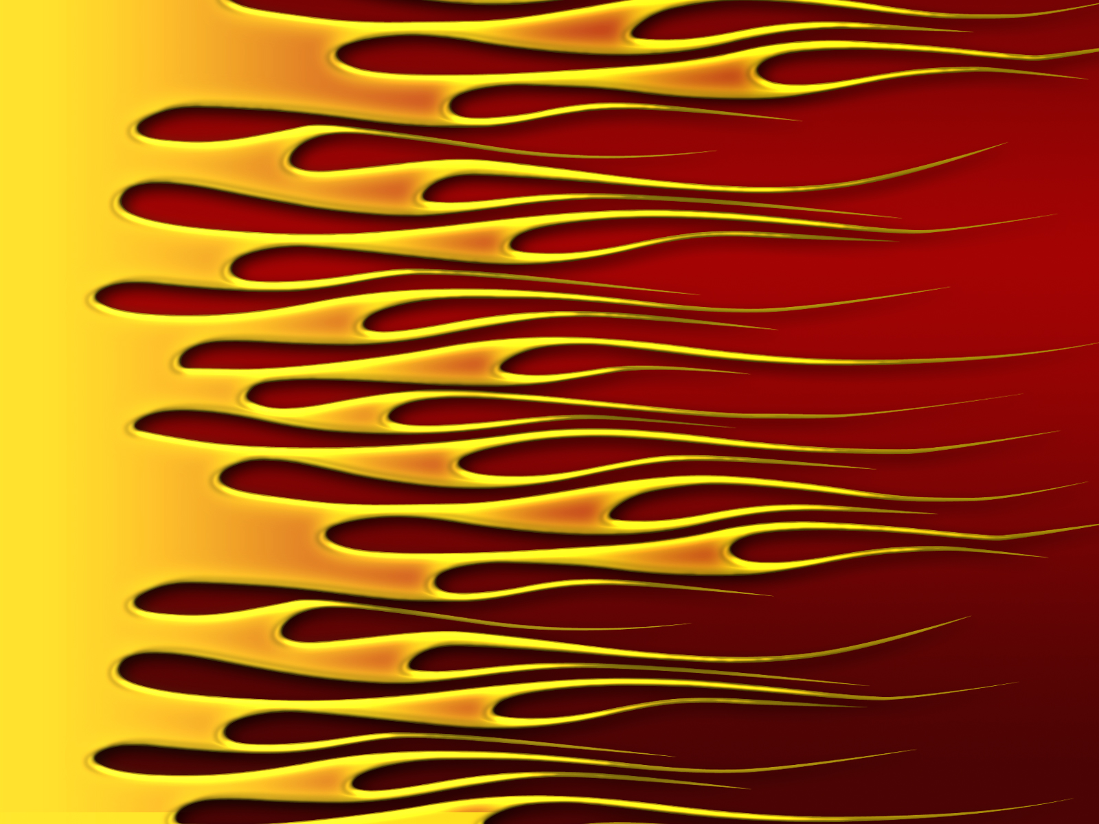 Flames   Gold on Red by jbensch 1600x1200