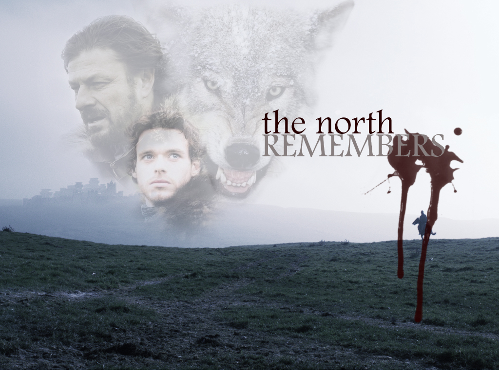 The North Remembers   Game of Thrones Wallpaper 30222741 1024x768