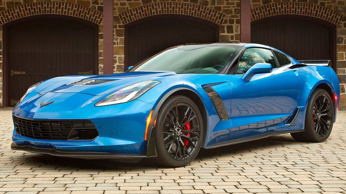 Corvette HD Wallpapers 1080p - WallpaperSafari | 1366 x 768 jpeg 339kB