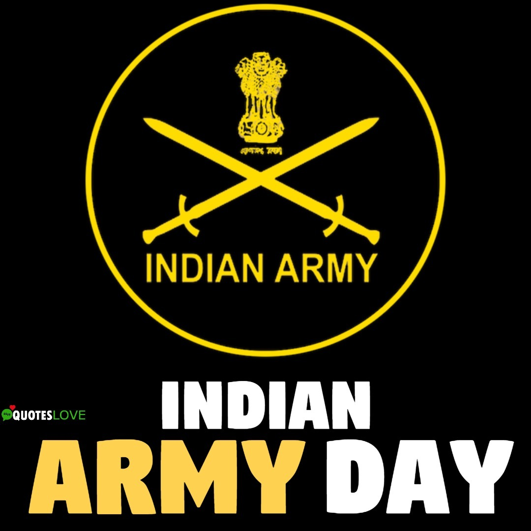 Latest Indian Army Day 2020 Images Poster Wallpaper 1080x1080