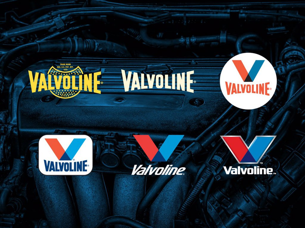 Valvoline on Twitter 150 years in logos Which is your favorite 1024x768