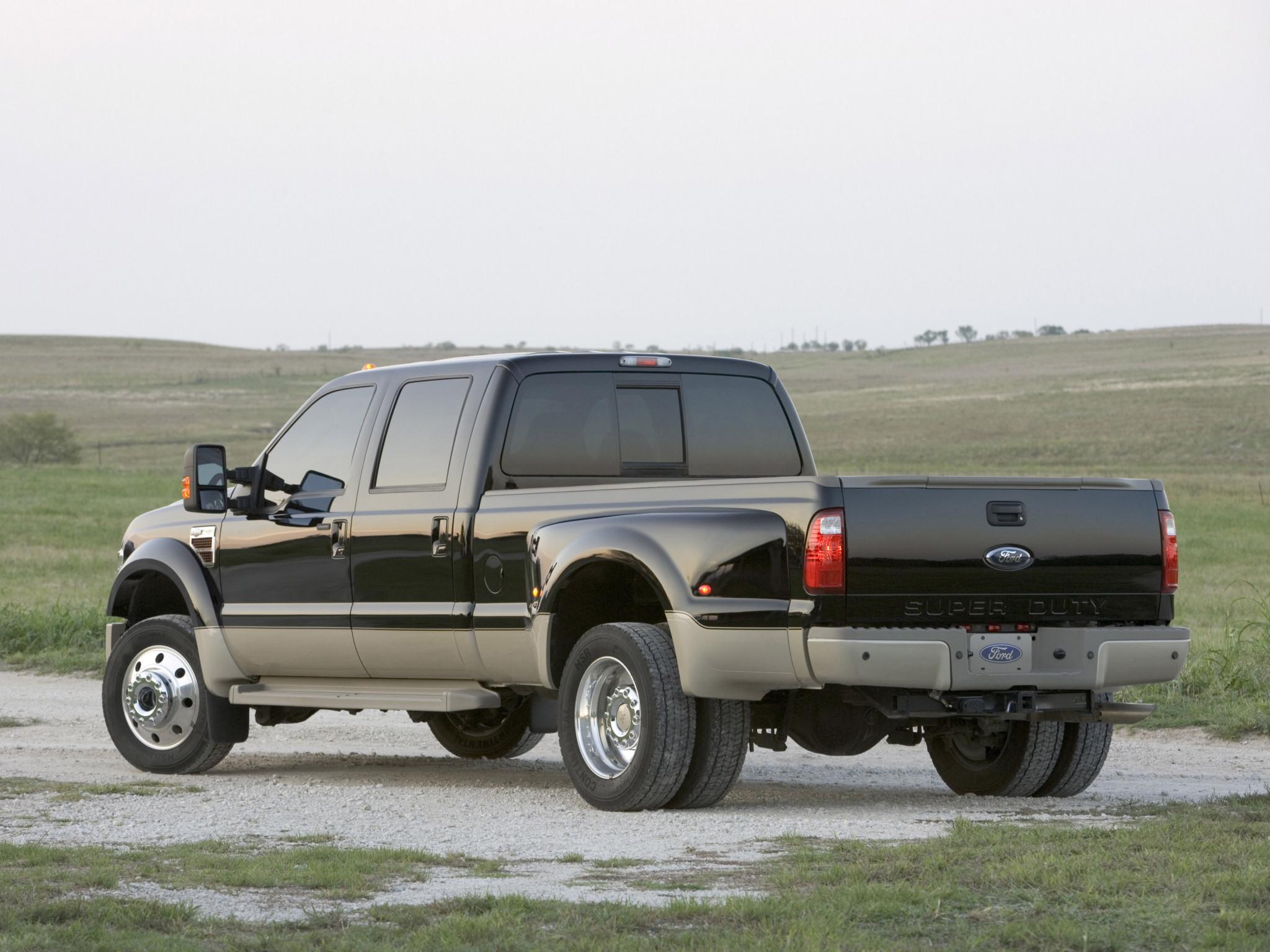 2008 Ford F 450 SuperDuty truck 4x4 g wallpaper background 2048x1536