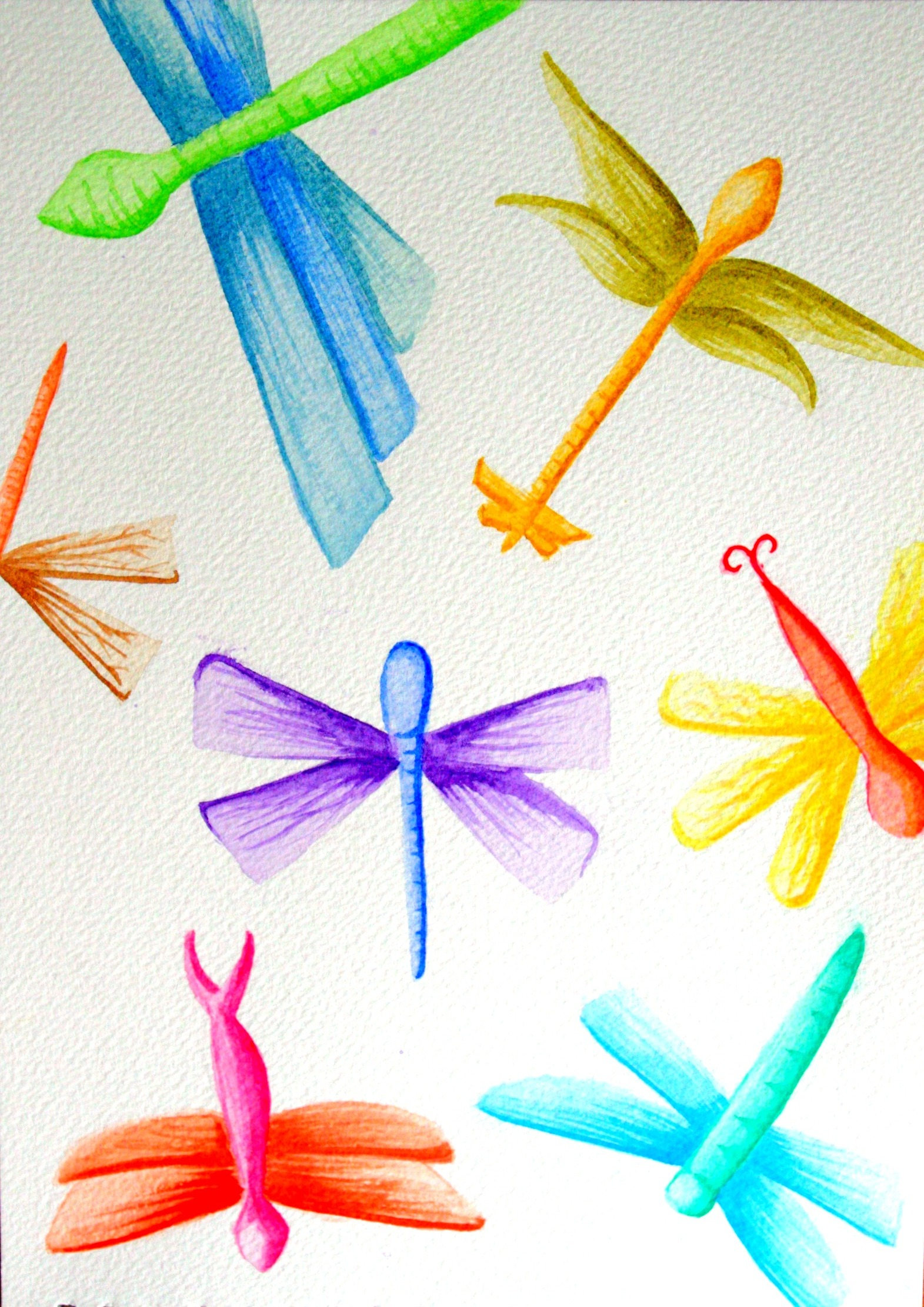 Dragonfly Wallpaper by oxlunaxo 1571x2221