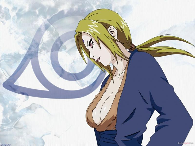 Description anime naruto Tsunade Wallpaper 800x600