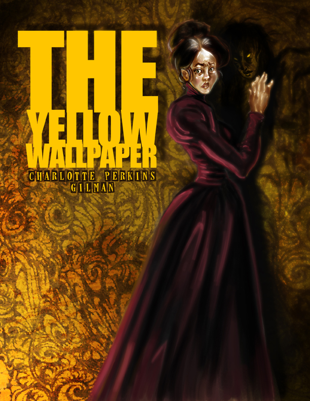 the yellow wallpaper is a short story by american writer charlotte 612x792