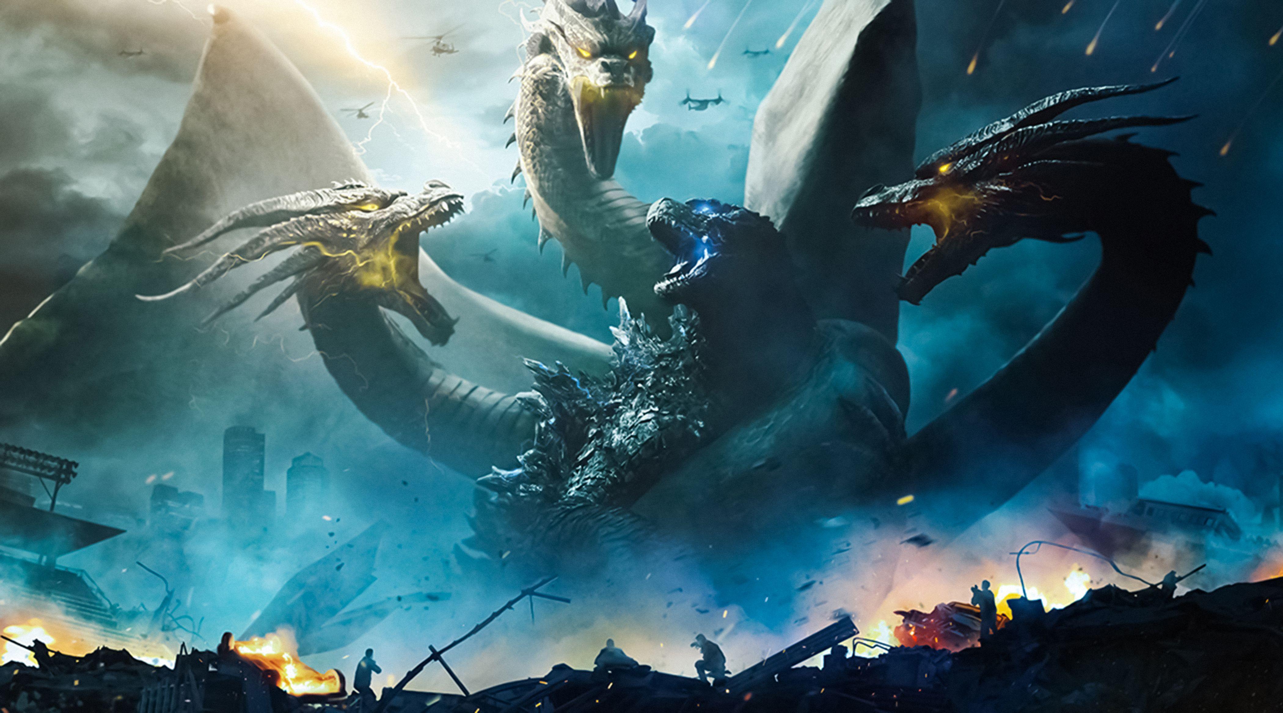 Godzilla PC Wallpapers   Top Godzilla PC Backgrounds 4200x2335