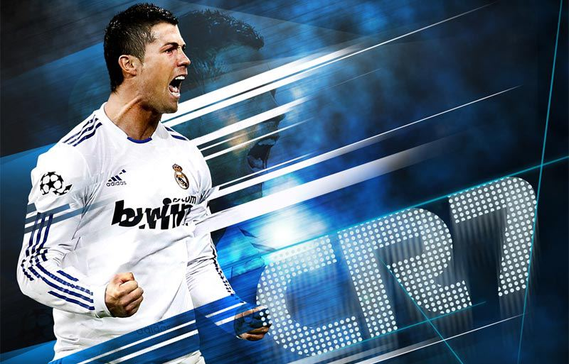 Cristiano Ronaldo hd New Nice Wallpapers 2013