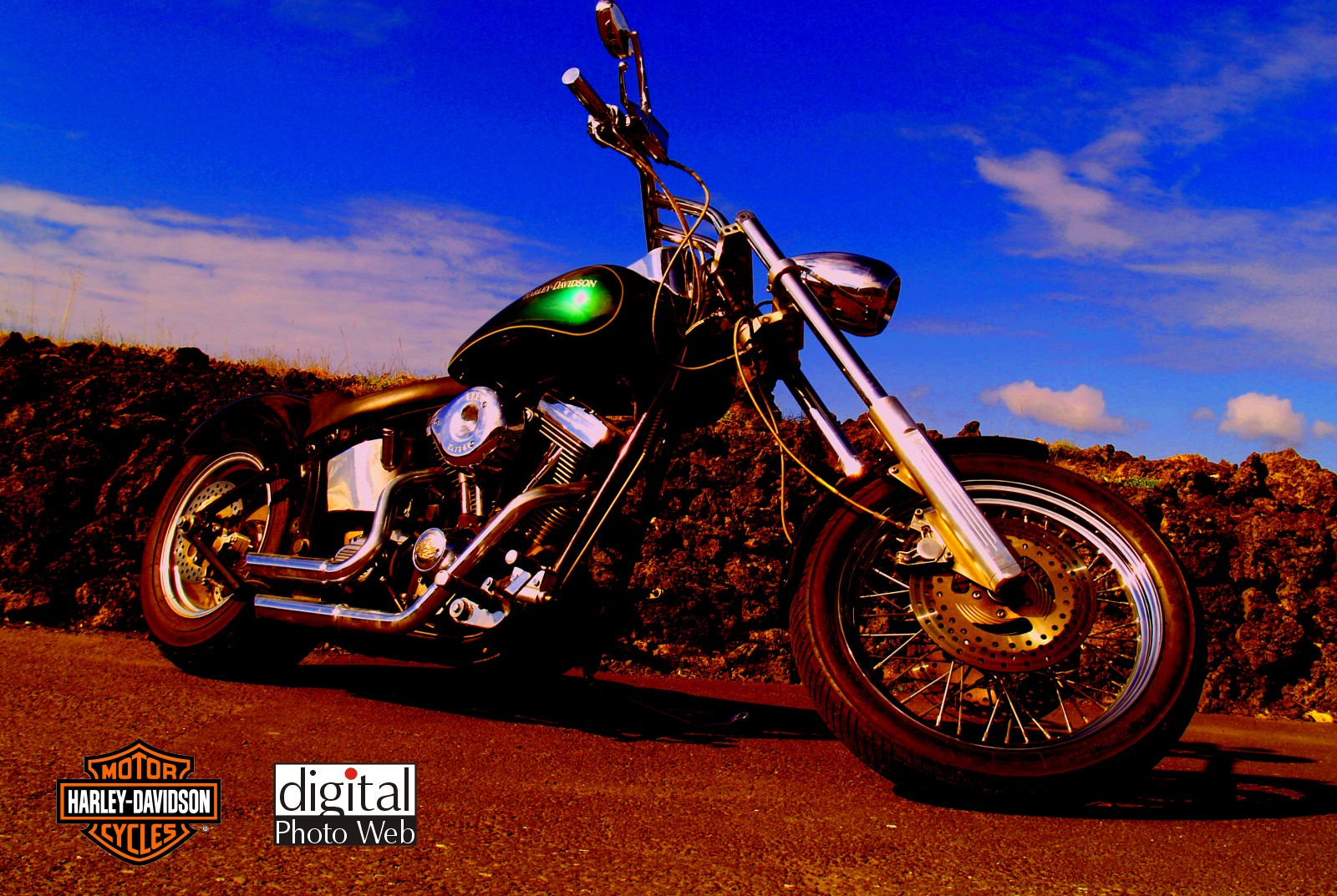 Harley Davidson Motorcycles Wallpapers Risen Sources 1600x1073