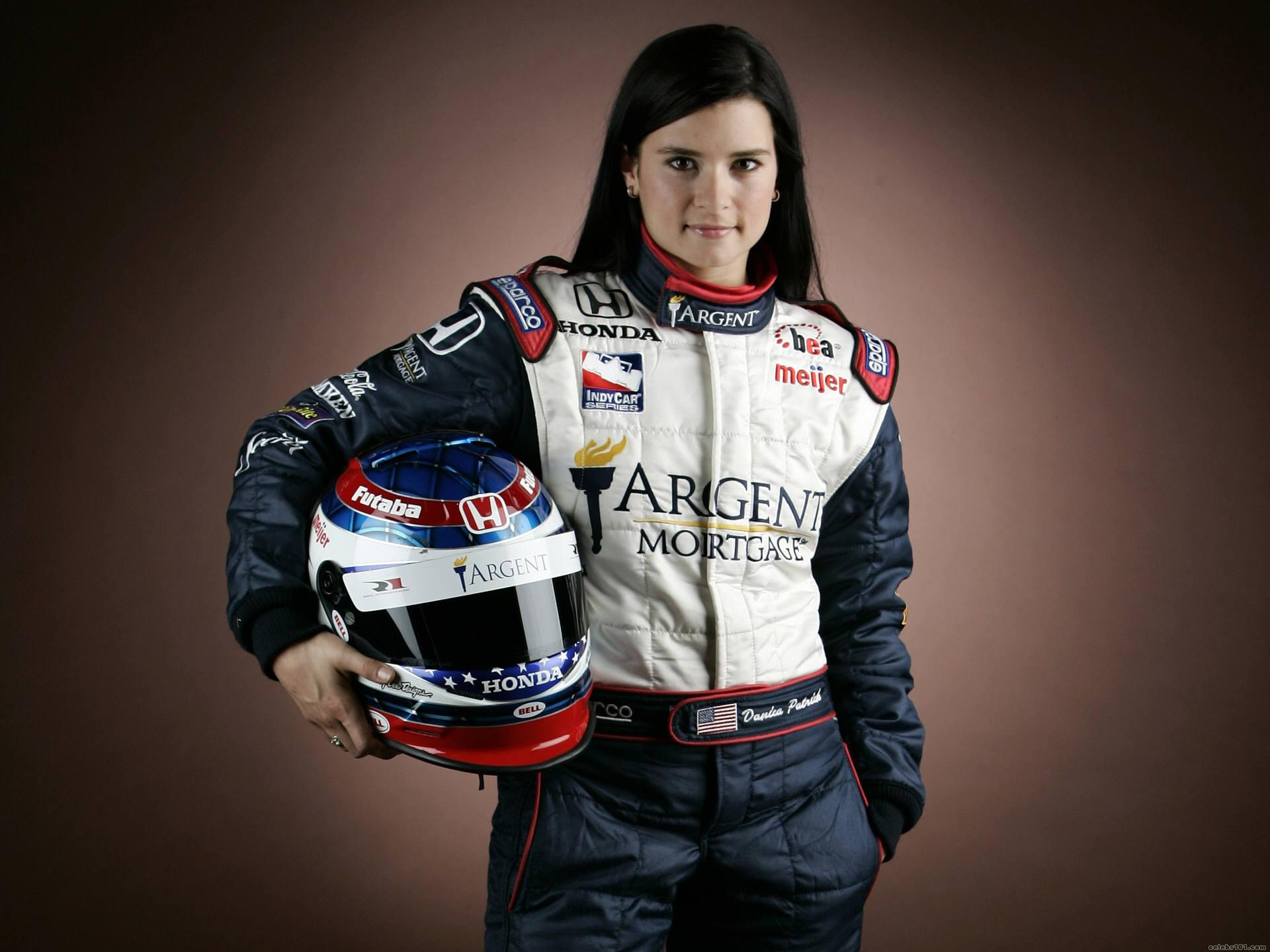 Danica Patrick High quality wallpaper size 1920x1440 of Danica Patrick 1920x1440