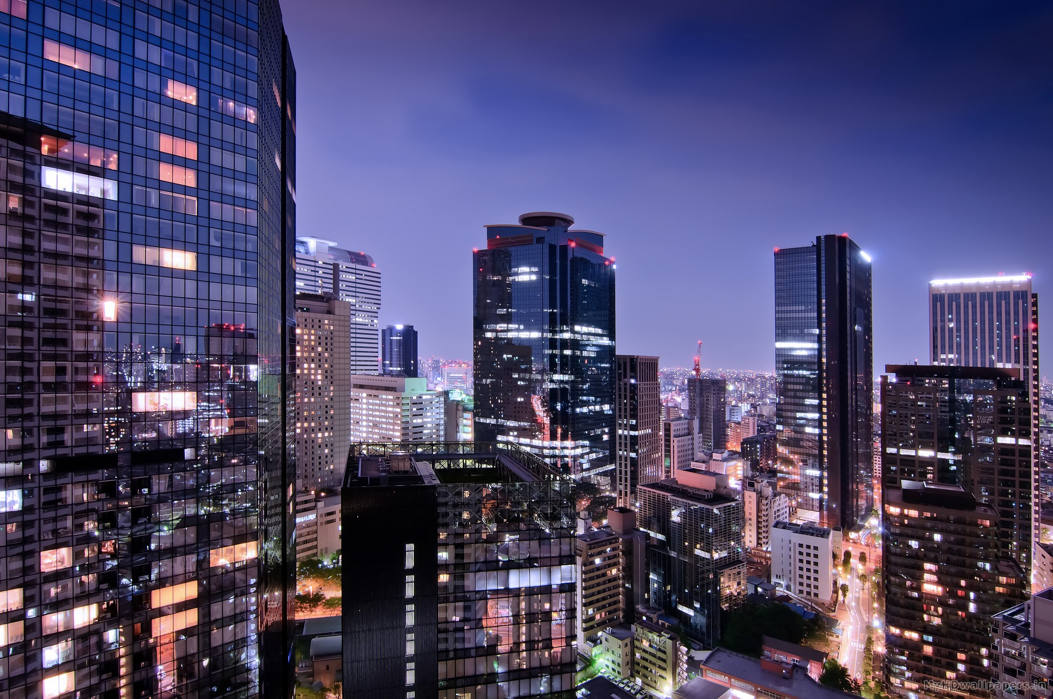 Tokyo City HD Wallpapers MyHDwallpapersin in high quality wallpaper 2048x1360