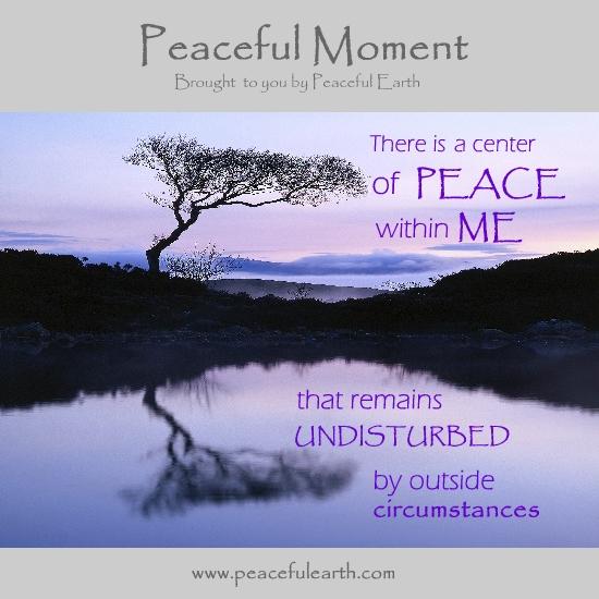 Peaceful Moments BONUS Wallpaper Image for Desktop 550x550