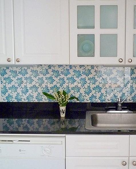 kitchen backsplash ideas you can try 15 DIY Kitchen Backsplash Ideas 475x591