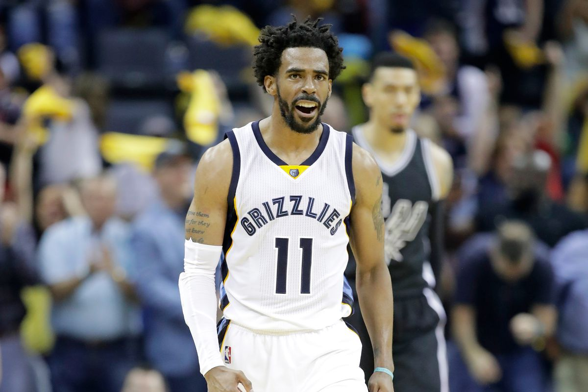 Grizzlies Spurs Game 4 was an instant classic thanks to Mike 1200x800