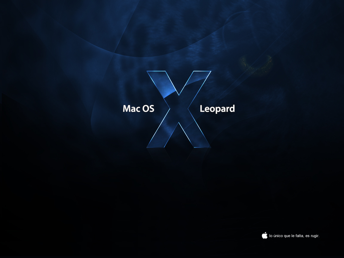 Mac Os X Leopard Backgrounds 1152x864