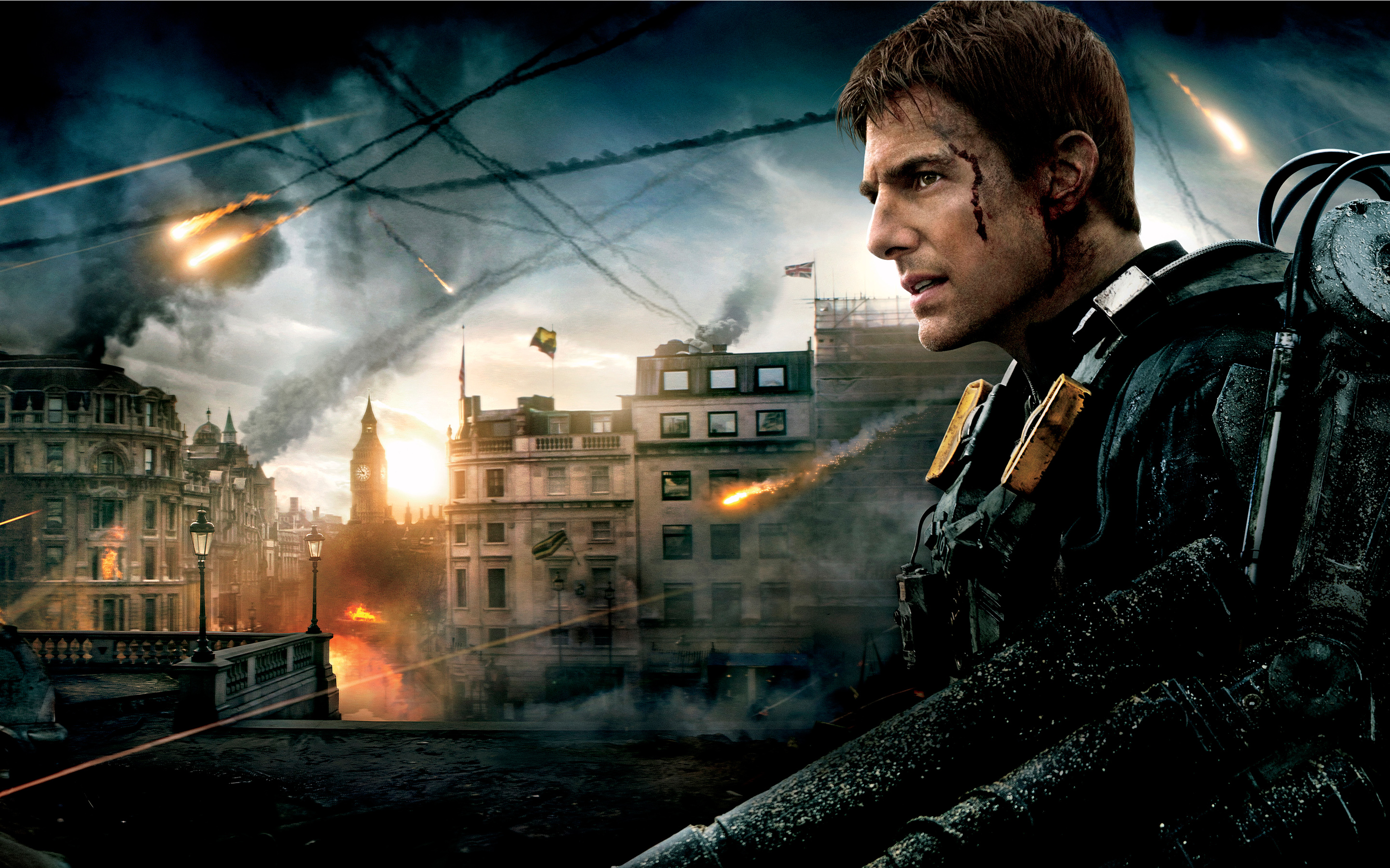 Actor Tom Cruise Movie Wallpapers Desktop 2880x1800